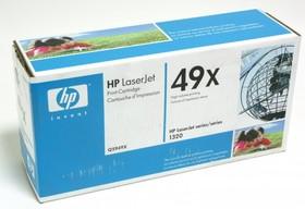 Картридж HP Q5949X черный
