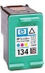 Картридж HP 134 C9363HE, многоцветный