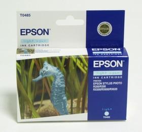 Картридж EPSON C13T048540 светло-голубой [c13t04854010]