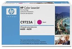 Картридж HP 641A C9723A, пурпурный