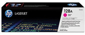 Картридж HP 128A пурпурный [ce323a]