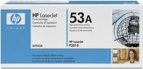 Картридж HP 53A Q7553A, черный