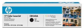 Картридж HP 125A CB540A, черный