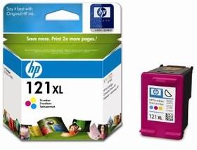 Картридж HP №121XL многоцветный [cc644he]