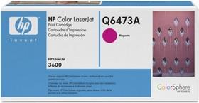Картридж HP Q6473A пурпурный