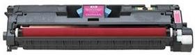 Картридж HP Q3963A пурпурный