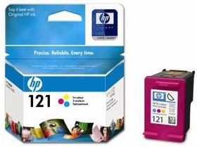 Картридж HP №121 CC643HE, многоцветный