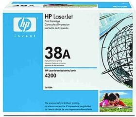 Картридж HP Q1338A черный