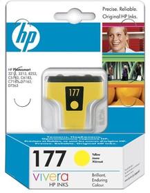 Картридж HP №177 C8773HE, желтый
