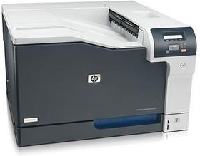 Принтер HP Color LaserJet Pro CP5225N, лазерный, цвет: серый [ce711a]