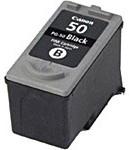 Картридж CANON PG-50 0616B001, черный