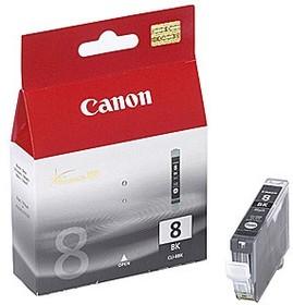 Картридж CANON CLI-8BK 0620B024, черный