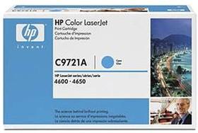 Картридж HP 641A C9721A, голубой