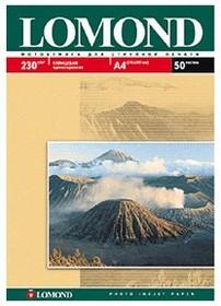 Фотобумага LOMOND 0102049, для струйной печати, A4, 230г/м2, 25 листов
