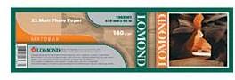 """Бумага Lomond 1202081 24""""(A1) 610мм-30м/140г/м2/белый матовое для струйной печати"""