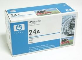 Картридж HP Q2624A черный