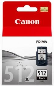 Картридж CANON PG-512 2969B007, черный