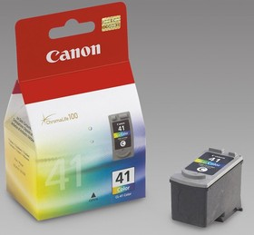 Картридж CANON CL-41 0617B025, многоцветный