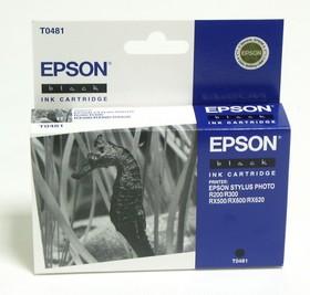 Картридж EPSON C13T048140 черный [c13t04814010]