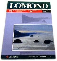 Фотобумага Lomond 0102006 A4/170г/м2/100л./белый матовое/матовое для струйной печати