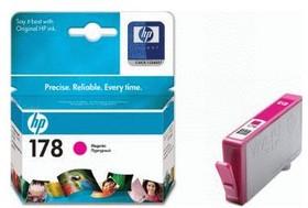 Картридж HP №178 CB319HE, пурпурный