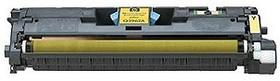Картридж HP Q3962A желтый