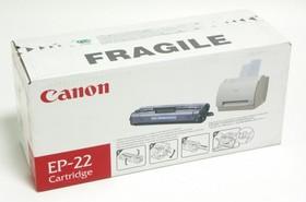 Картридж CANON EP-22 1550A003, черный