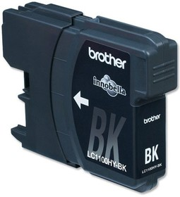 Картридж BROTHER LC1100HYBK черный
