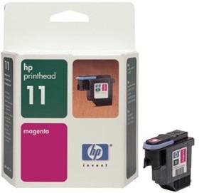 Печатающая головка HP 11 C4812A, пурпурный