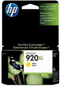Картридж HP 920XL желтый [cd974ae]