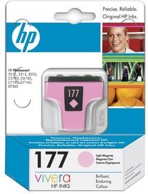 Картридж HP №177 C8775HE, светло-пурпурный