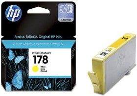 Картридж HP №178 CB320HE, желтый