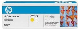 Картридж HP 304A CC532A, желтый