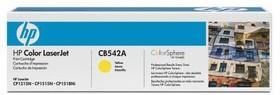 Картридж HP 125A CB542A, желтый