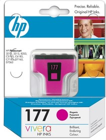 Картридж HP №177 C8772HE, пурпурный