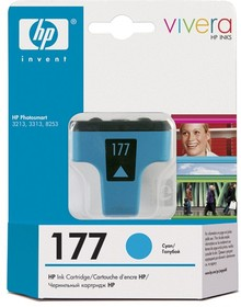 Картридж HP C8771HE голубой