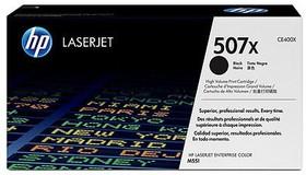 Картридж HP №507X CE400X, черный