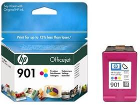 Картридж HP №901 CC656AE, многоцветный