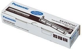 Картридж PANASONIC KX-FAT411A черный [kx-fat411a7]