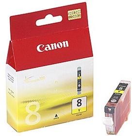 Картридж CANON CLI-8Y желтый [0623b024]