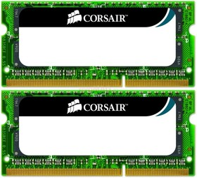CMSA8GX3M2A1333C9, Модуль памяти DDR3- 2x 4Гб, 1333, SO-DIMM, Ret