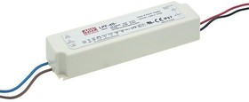 LPF-40-12, AC/DC LED, 12В,3.34А,40Вт,IP67 блок питания для светодиодного освещения