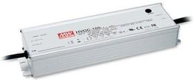 HVGC-100-350A, AC/DC LED, 285В,0.35мА,100Вт,IP65 блок питания для светодиодного освещения