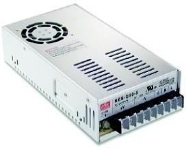 Фото 1/2 NES-350-48, Блок питания, 48В,7.3А,350Вт