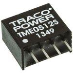 Фото 4/6 TME 0512S, DC/DC преобразователь, 1Вт, вход 4.5-5.5В, выход 12В/80мА