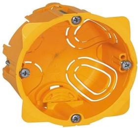 Batibox Коробка установочная под 2 модуля 50мм ГИПРОК