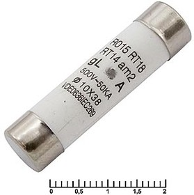 10A 500V 10x38mm