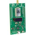 DM164139, Макетная плата, RN2903 915МГц узел технологии ...