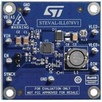 STEVAL-ILL078V1, EVAL BOARD, HIGH POWER LED DRIVER
