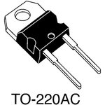 Фото 3/6 MBR1645G, Diode Schottky 45V 16A 2-Pin(2+Tab) TO-220AC Tube